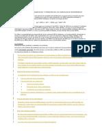 ACTIVACIÓN DE LOS AMINOÁCIDO Y FORMACIÓN DE LOS COMPLEJOS DE TRANSFERENCIA