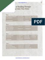 Ielts Reading Recent Actual Tests Vol 1