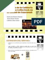 Tesis Coffee Book Diapositivas