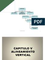 ALINEAMIENTO VERTICAL