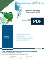 Conceptos Generales IQVIA (PMC & DDD)