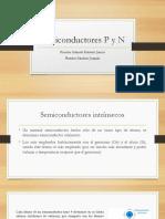 Semiconductores P y N