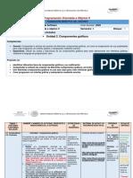 DPOO2 Planeación Didáctica Unidad 2