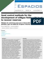 sand method