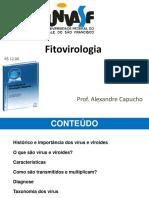 Virologia fitopatogênica