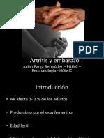 AR y emebarazo .pptx