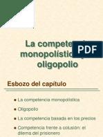 10.La Competencia Monopolí_stica y el Oligopolio (Pindyck 12).pps