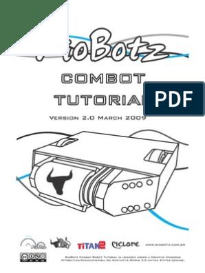 Riobotz Combot Tutorial 2 0 | Buckling | Mechanical Engineering