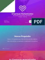 Relatório Empresas Humanizadas Brasil