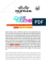 Come Together Unites With Monza at Space Ibiza 20100702
