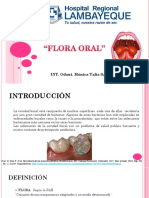 flora oral peni