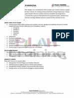 Human Resource Management Training Brochure