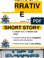 Elements of a Short Story (Grade 8).ppt