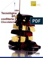 sistematizacion de chocolate