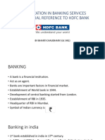 HDFC BANK.ppt