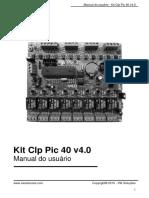 ML manual - Kit ClpPic40 v4.0