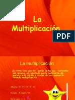 La Multiplicacion