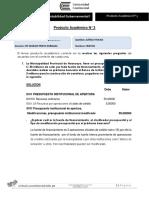Producto Académico N 3 CONTABILIDAD GUBERNAMENTAL
