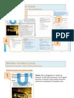 Tutor's Copy - Mock Lesson Material (Lesson 09) [Compatibility Mode]