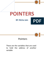 Pointers new