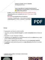 C9.5 Leptospiroze