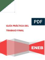 Guía Práctica del Trabajo Final - Planificación de Proyectos