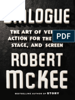 Robert Mckee - Dialogue_ The Art of Verbal Action for Page, Stage, and Screen-Twelve (2016)