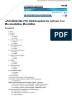 IEEE Standards Description_ 829-1983