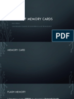 Memory Card and Its types