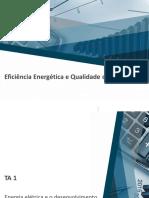 AULA 01 , EFICIÊNCIA ENERGÉTICA 2020