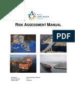 Risk Assessment Manual 2014