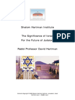 Significance of Israel