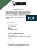 Franchise Application - Drunken Monkey (1).docx