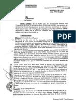 DISPOSICIÓN N° 1 20 ENE 2020 - INGRESO N° 672-2012 (Exp. N° 8318-2019) - lavado de activos - contra Manuel Víctor PUNTO FIGUEROA