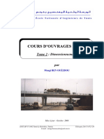 COURS D'OUVRAGES D'ART tome2
