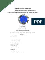 LAPORAN PENGABDIAN MASYARAKA1.doc