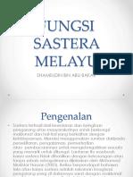 Tajuk 8 Fungsi Sastera Melayu.pptx