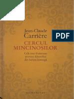 Jean-Claude Carriere - Cercul Mincinoșilor - Povesti Filosofice Din Lumea Intreaga