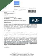 Comunicación Externa General Via Mail-2020-EE-016588