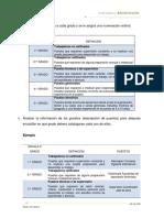 Metodo de comparacion por factores