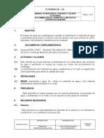 PL-002 DETERMINACIÓN DE BS&W POR EL MÉTODO DE CENTRIFUGA