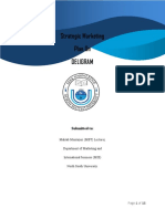 Final-report based on Deligram BD