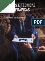Apostila Teorias e técnicas psicoterapeu