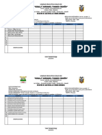 REGISTRO DE ASISTENCIA A ESTUDIOS DIRIGIDOS O SUPLETORIOS 2do BACH 2019