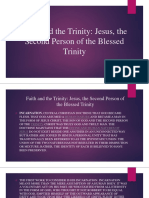 faith and trinity