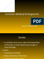 Common Medical Emergencies