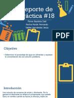 Reporte de Práctica #18