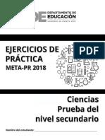 2018 Ejercicios Ciencias 11