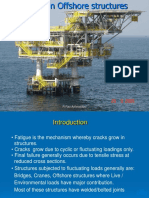 Fatigue in Offshore structures