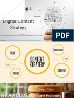 du digital content strategy